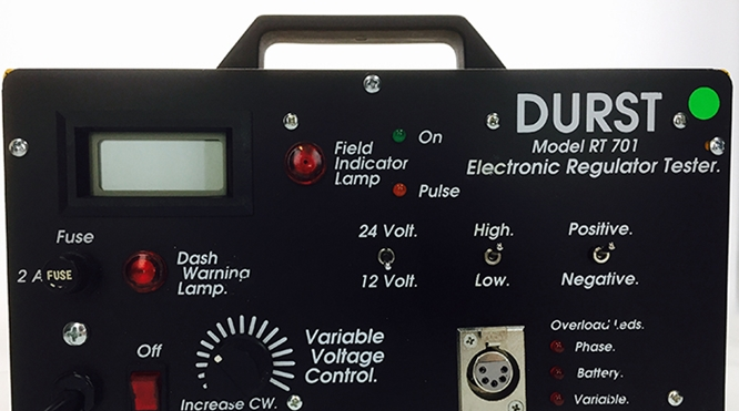 Durst RT-701 Regulator Tester